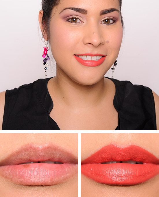 Bite Beauty Peche Matte Creme Lip Crayon