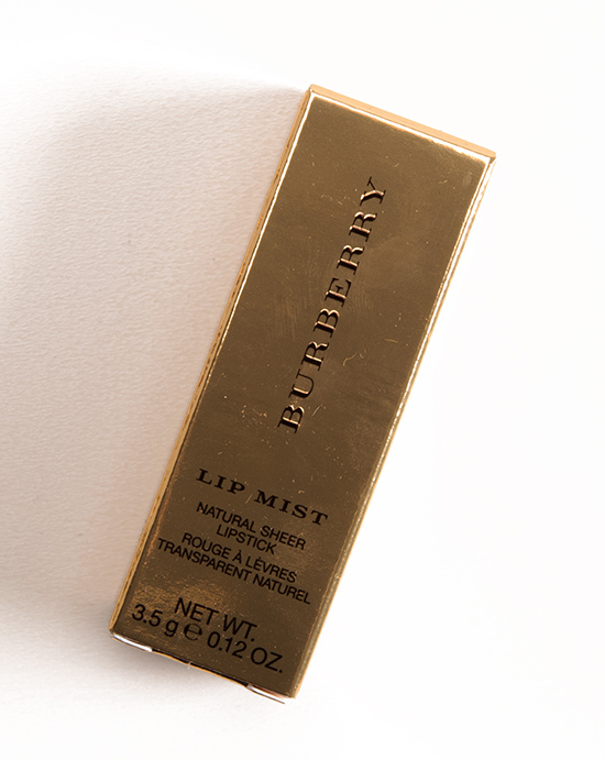 Burberry Gold No. 217 Lip Mist