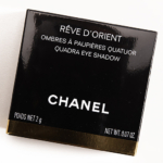 Chanel Rêve d'Orient Les 4 Ombres Multi-Effect Quadra Eyeshadow
