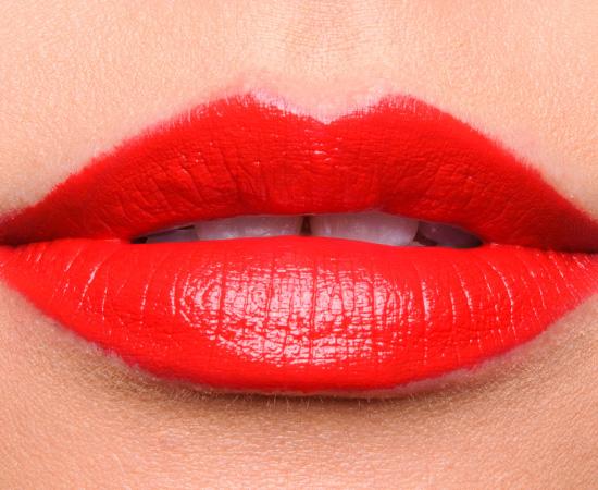 Charlotte Tilbury Hepburn Honey & Love Bite Kissing ... Mac Lipstick Full Fuchsia