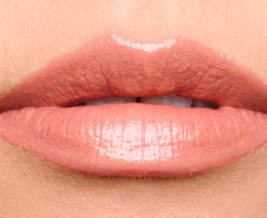 Charlotte Tilbury Lucy in the Sky with Diamonds (L.S.D.) Lip Lustre over Confession Lipstick