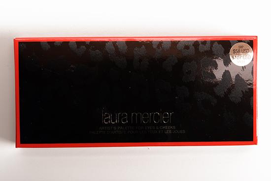 Laura Mercier Holiday 2014 Artist Palette for Eyes & Cheeks
