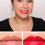 MAC Carmine Rouge Lipstick (Prabal Gurung)