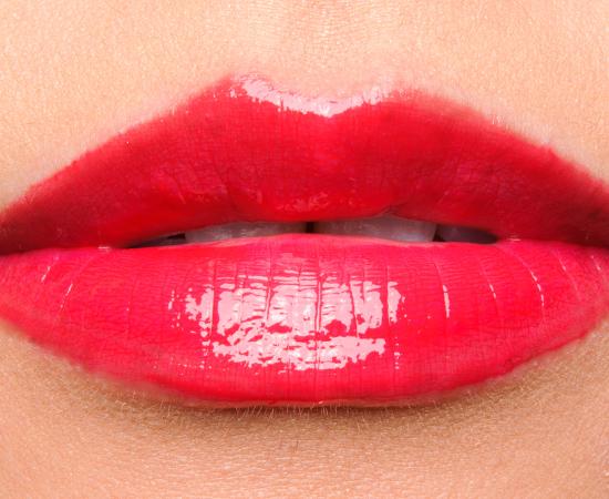 MAC Carmine Rouge Lipglass