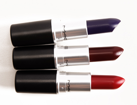 MAC Nasty Gal Lipsticks