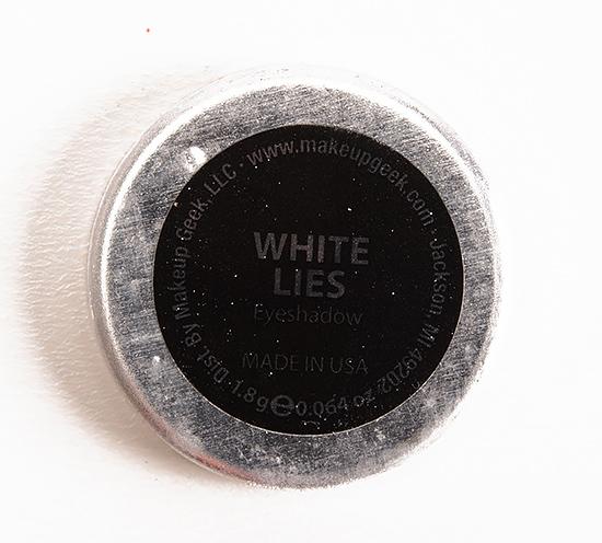 Makeup Geek White Lies Eyeshadow