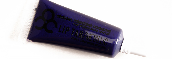OCC Technopagan Lip Tar (Metallic)