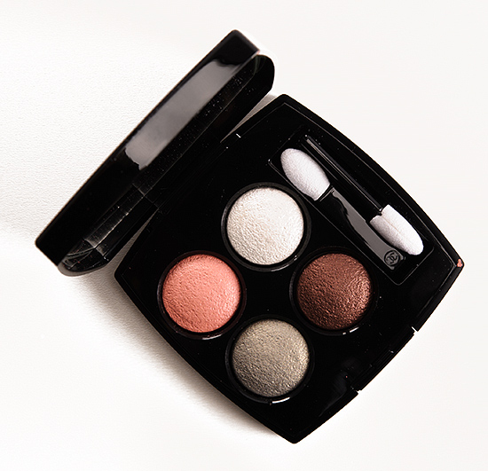 Chanel Tisse Fantaisie (236) Les 4 Ombres Eyeshadow Quad