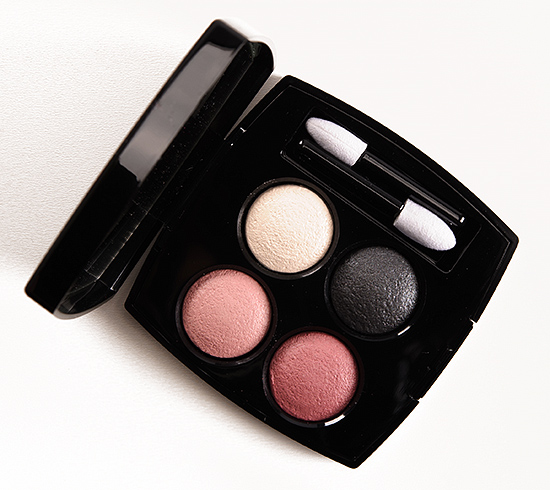 Chanel Tisse Paris (238) Les 4 Ombres Eyeshadow Quad