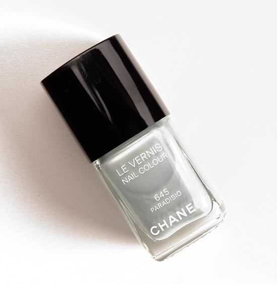 Chanel Paradisio (645) Le Vernis Nail Colour