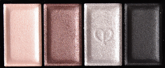 Cle de Peau Silver Eclipse (306) Eye Color Quad