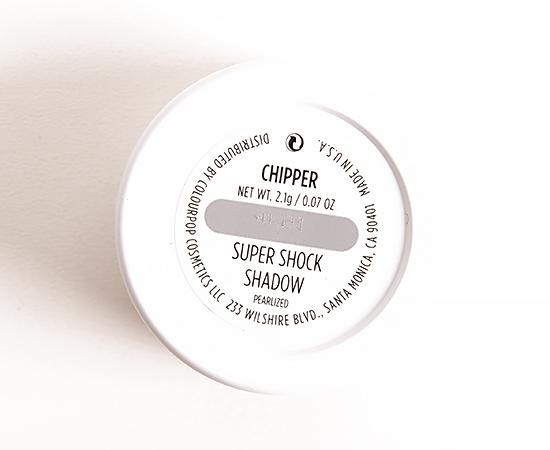 ColourPop Chipper Super Shock Shadow
