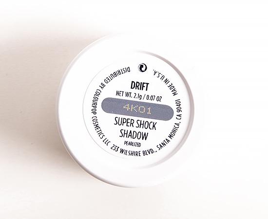 ColourPop Drift Super Shock Shadow