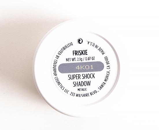 ColourPop Friskie Super Shock Eyeshadow