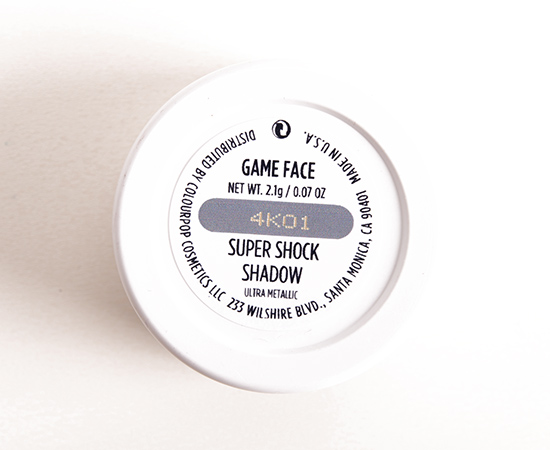 ColourPop Game Face Super Shock Shadow