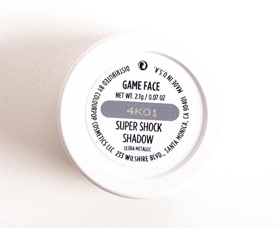 ColourPop Game Face Super Shock Shadow