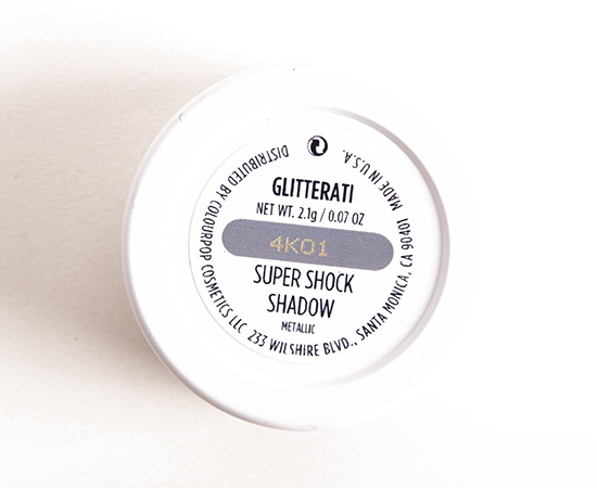 ColourPop Glitterati Super Shock Shadow