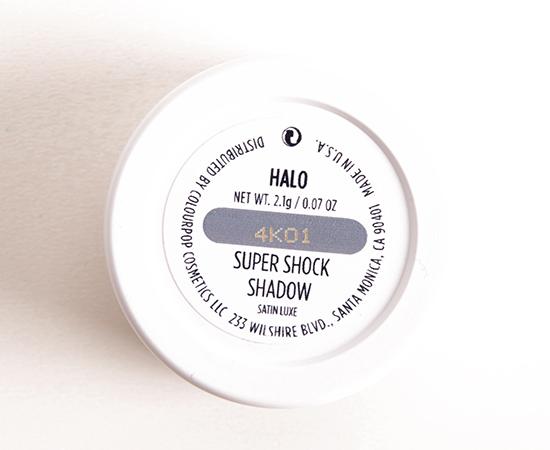 ColourPop Halo Super Shock Shadow