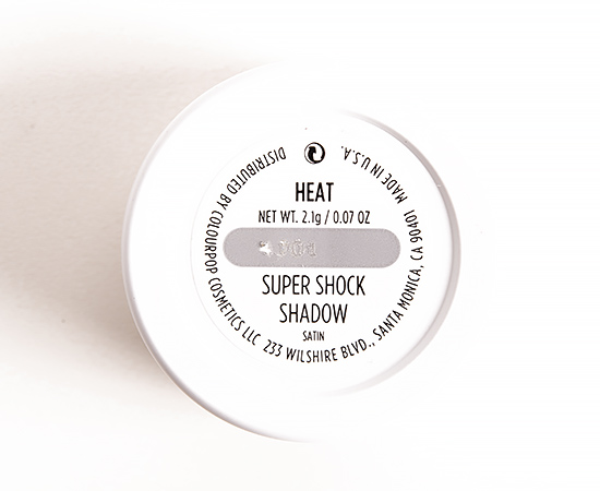 ColourPop Heat Super Shock Shadow
