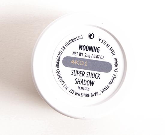 ColourPop Mooning Super Shock Shadow