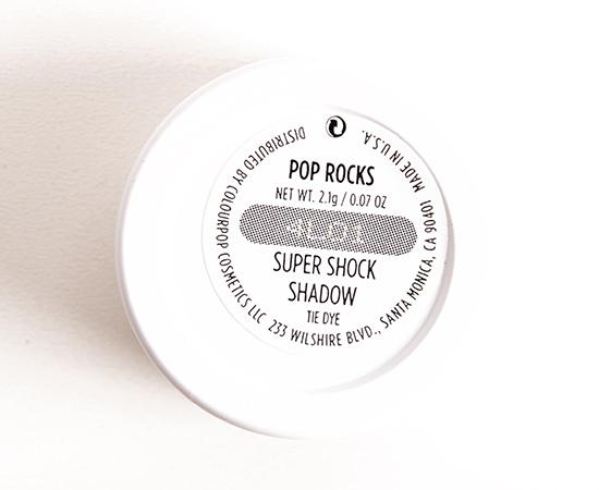 ColourPop Pop Rocks Super Shock Shadow