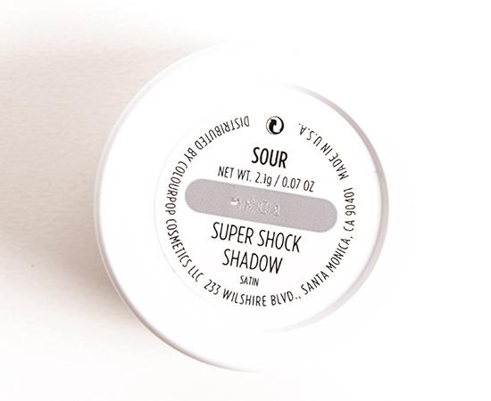 ColourPop Sour Super Shock Shadow