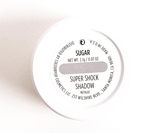 ColourPop Sugar Super Shock Eyeshadow