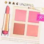 LORAC Unzipped Cheek Blush Palette