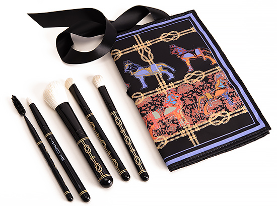 MAC x BollyDoll Brush Kit