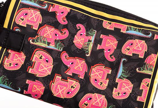 MAC x BollyDoll/Pink Makeup Bag