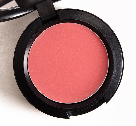 MAC Red Obsessed Casual Colour Lip & Cheek Colour