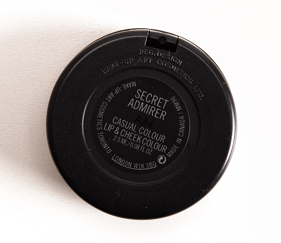 MAC Secret Admirer Casual Colour Lip & Cheek Colour