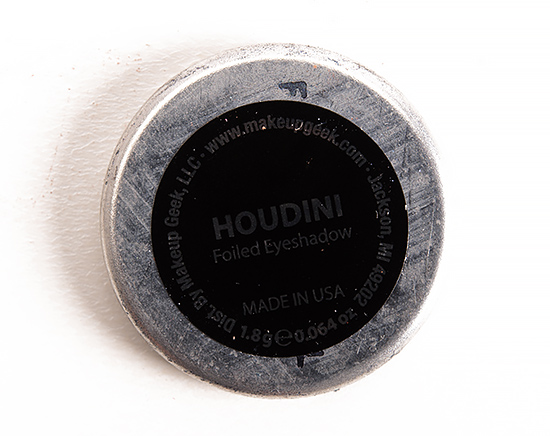 Makeup Geek Houdini Foiled Eyeshadow
