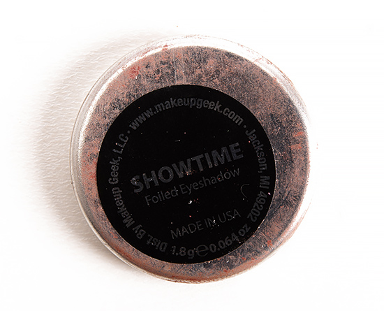 Makeup Geek Showtime Foiled Eyeshadow