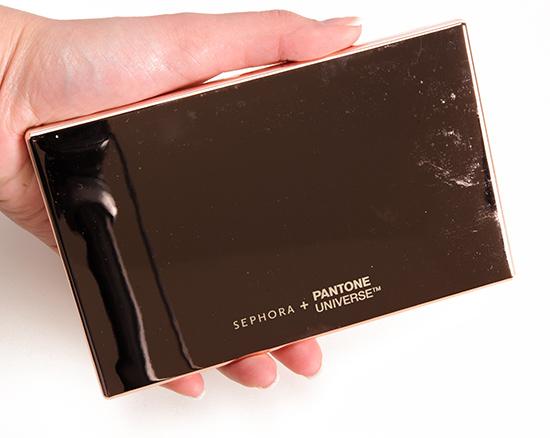 Sephora + Pantone Universe Facets of Marsala Eye Palette