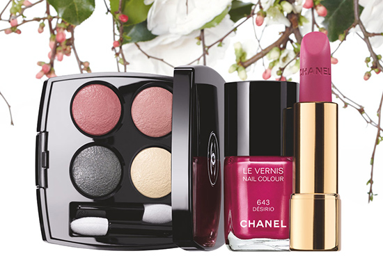 Chanel Collection Reverie Parisienne Collection for Spring 2015