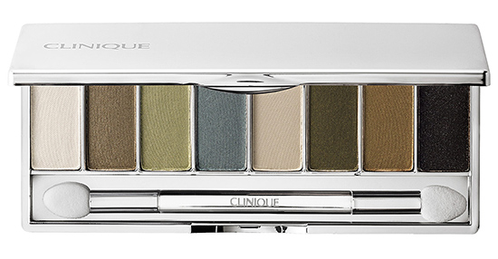 Clinique 8-Pan Eyeshadow Palettes for January 2015