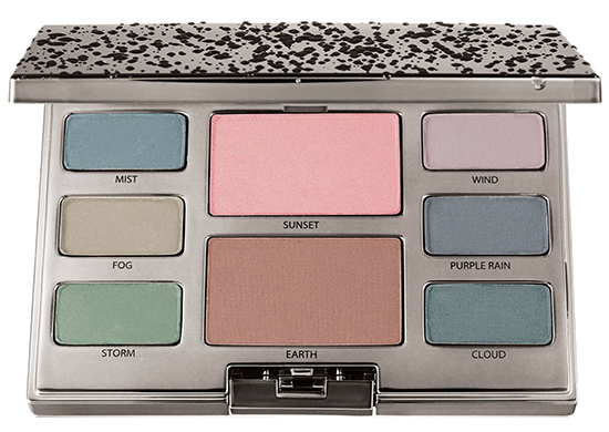 Laura Mercier Watercolor Mist Eye & Cheek Palette