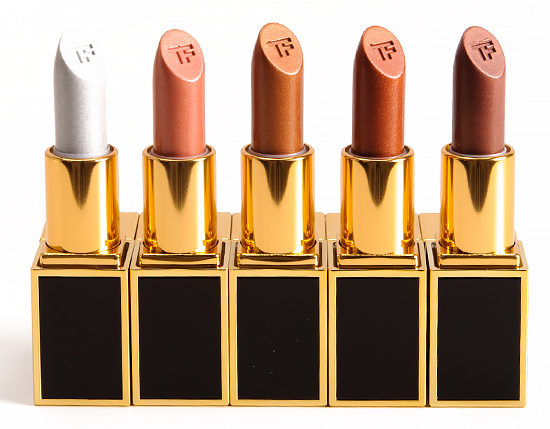 Tom Ford Kyril, William, Sebastian, Omar, Blake Lip Colors