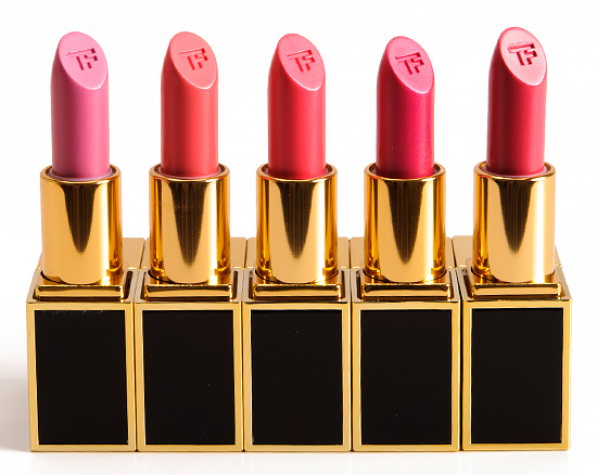 Tom Ford Alexander, Patrick, Michael, John, Giacomo Lip Colors