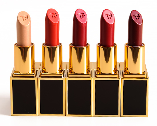 Tom Ford Rory, Diego, Alejandro, Luciano, Leonardo Lip Colors