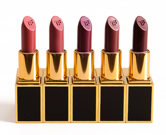Tom Ford Collin, Cary, Didier, Guillermo, Wes Lip Colors