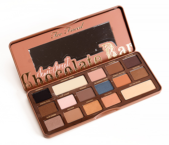 Too Faced Semi-Sweet Chocolate Bar Eye Palette