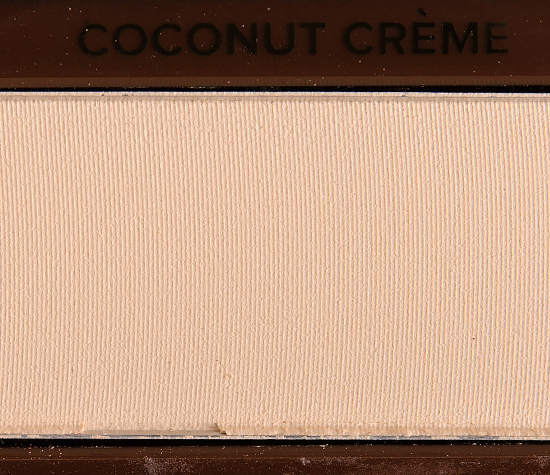 Too Faced Coconut Creme Eyeshadow