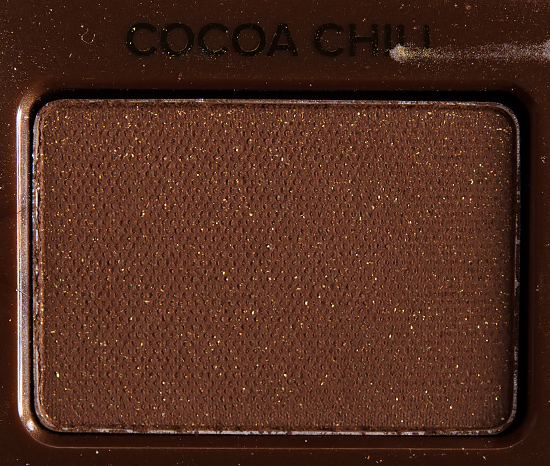 Too Faced Cocoa Chili Eyeshadow