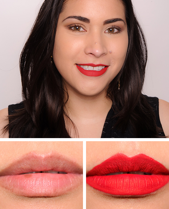 Célèbre Anastasia American Doll Liquid Lipstick Review, Photos, Swatches OP17