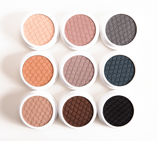 ColourPop Matte Super Shock Shadows