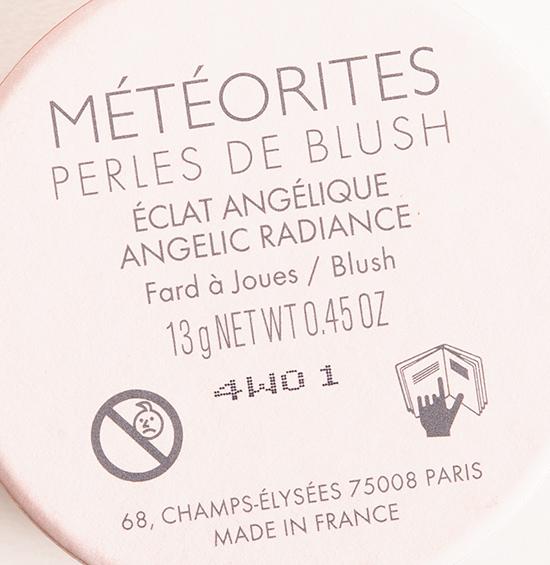 Guerlain Angelic Radiance Meteories Perles de Blush
