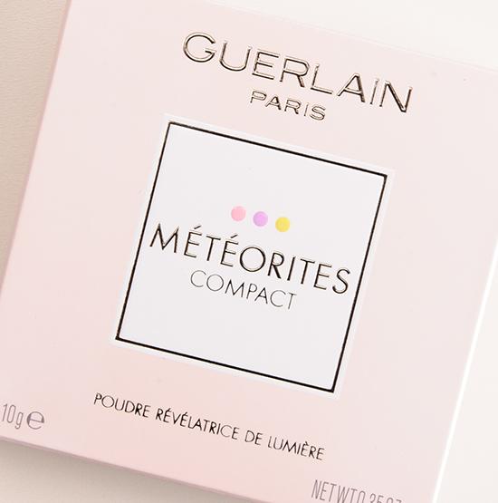 Guerlain Clair (02) Meteorites Compact
