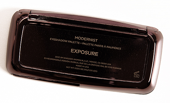 Hourglass Exposure Modernist Eyeshadow Palette
